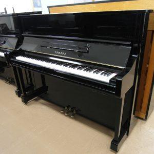 used silent Yamaha piano YU1SXG