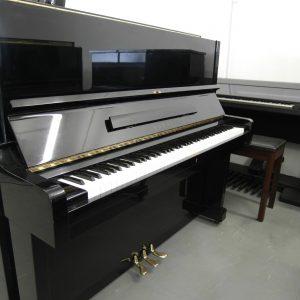 used kawai piano BL-12 exterior