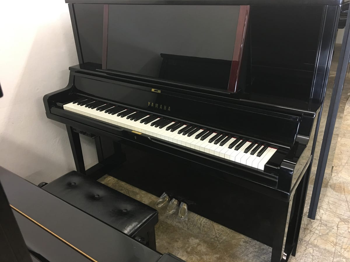 Used yamaha yus5 upright piano for sale singapore for Yamaha digital piano dealers