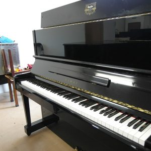 used piano kawai NS-10