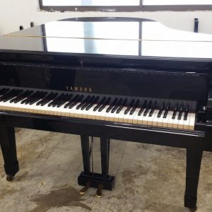 Yamaha C3 Piano Overview
