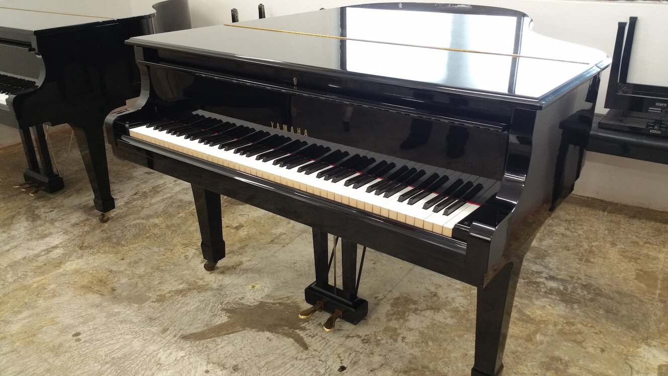 Used yamaha c3 grand piano for sale singapore for Used yamaha pianos for sale